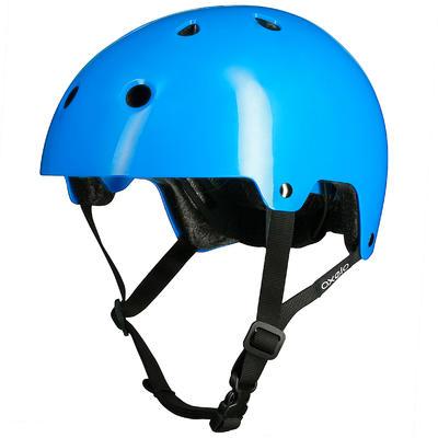 קסדת Play 3 להחלקה על רולרבליידס, סקייטבורד, רכיבה על קורקינט או אופניים - כחול