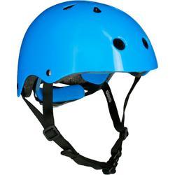 Play 3 直排輪鞋 滑板 滑板車及自行車安全帽 - 藍