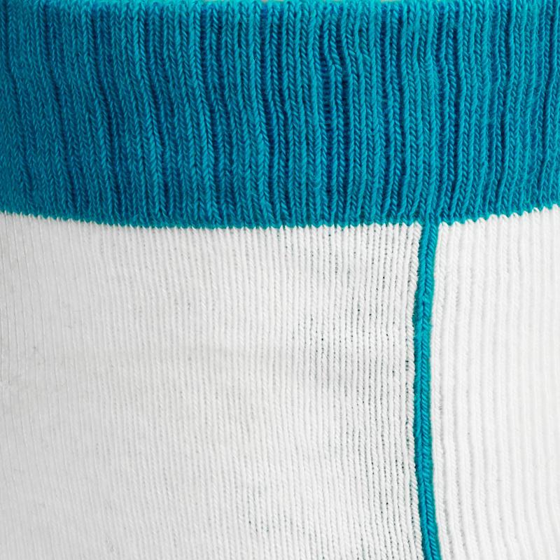 Play Kids' Inline Skating Socks - Blue/White