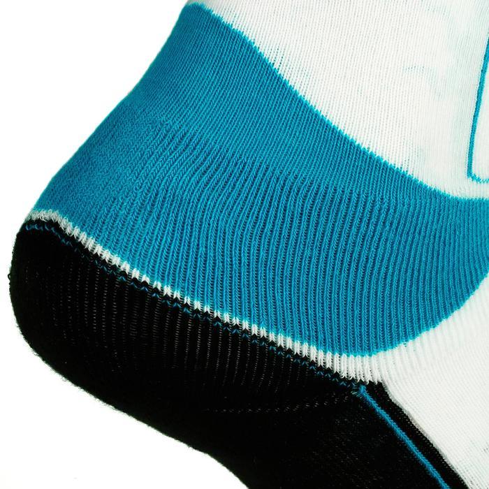 兒童直排輪襪Play - 藍色/白色