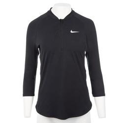 Sportshirt racketsporten Pure dames zwart - 1022143