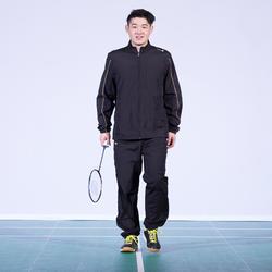 Trainingsbroek racketsporten Essential 100 heren zwart - 1022170