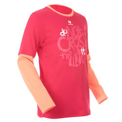 Sportshirt racketsporten Essential thermic kinderen