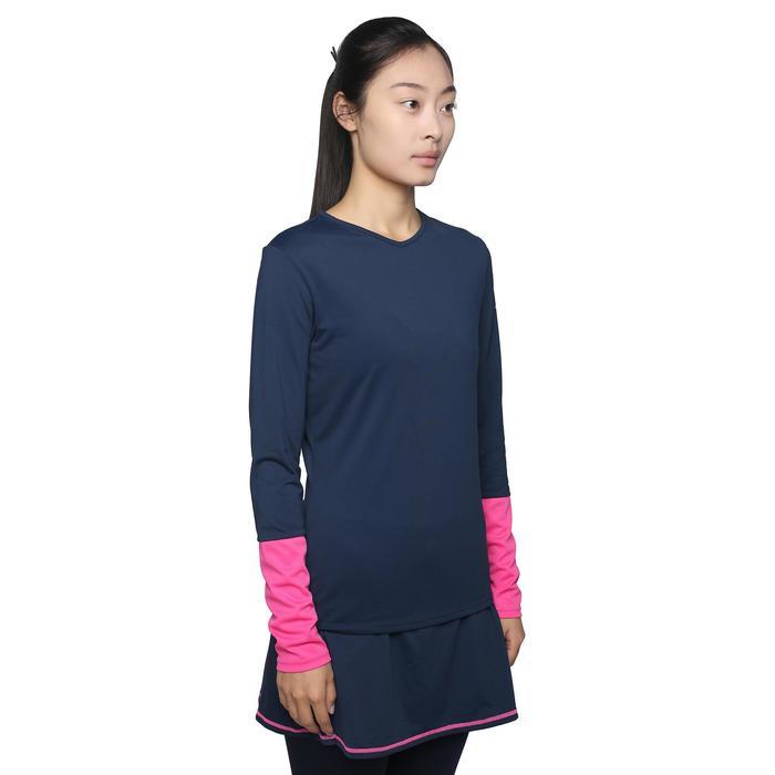 Dames T-shirt Essentiel badminton/tennis/tafeltennis/padel/squash - 1022366