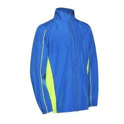 Essential 100 Junior Badminton Tennis Table Tennis Squash Padel Jacket - Blue