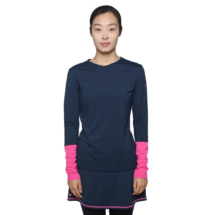 Dames T-shirt Essentiel badminton/tennis/tafeltennis/padel/squash - 1022517