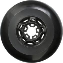 4 roues patin freeride 80 mm 82A noir