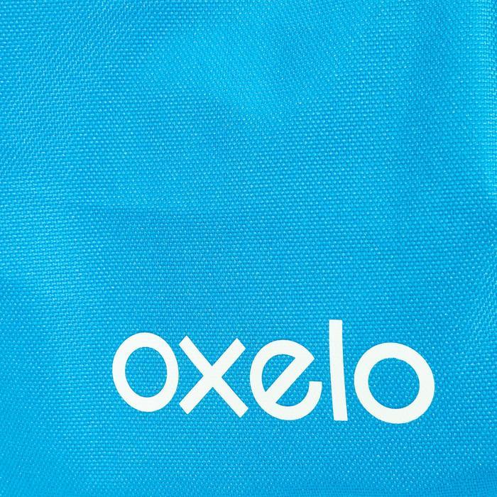 Bolsa Patinaje Patiente Skateboard Oxelo Play Niño Azul 20 Litros