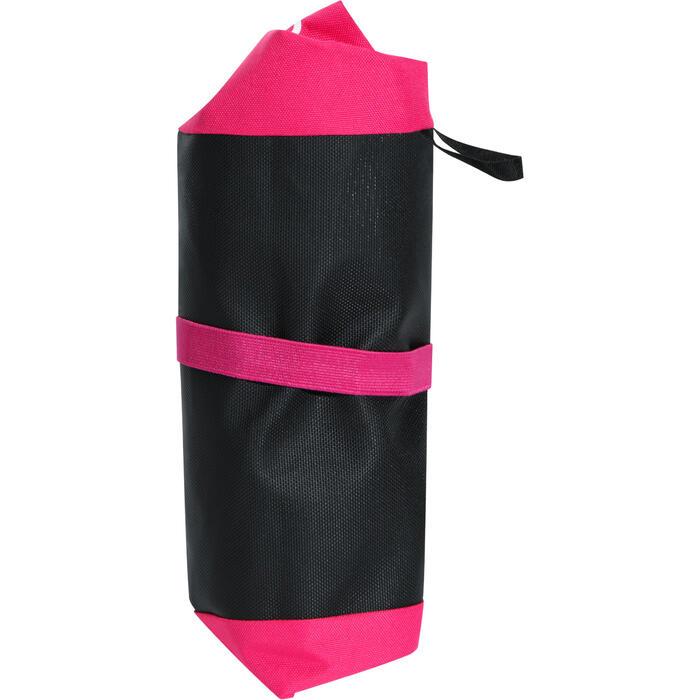 Skatetas Play voor kinderen, 20 liter, roze