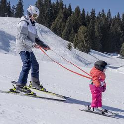 Oefentuigje voor skiën kinderen Skiwiz 100 blauw