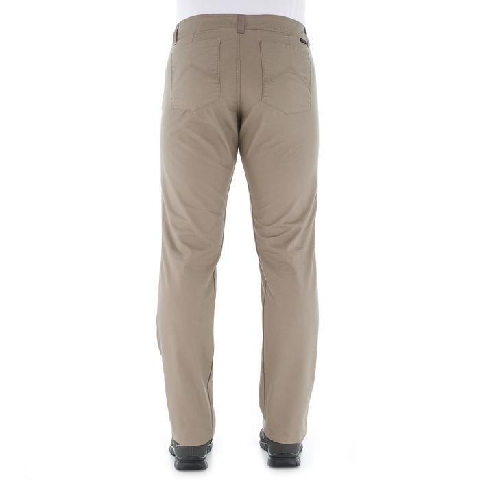 Pantalon randonnée nature homme NH500 gris foncé - 1022755