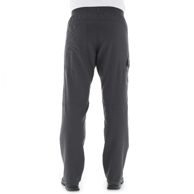 Men's Hiking Pant NH100 - Grey