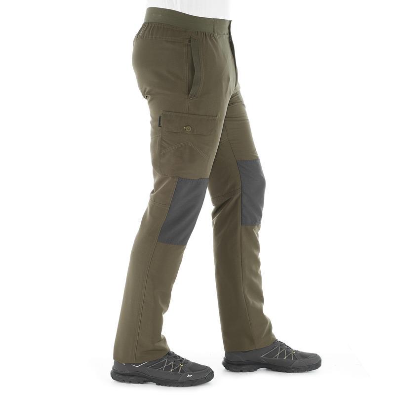 Men's Hiking Pant NH100 - Khaki