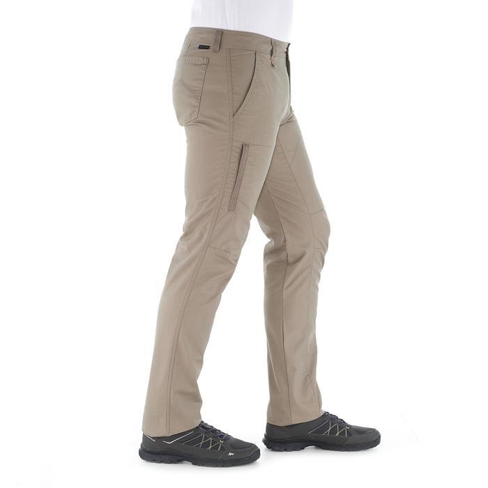 Pantalon randonnée nature homme NH500 gris foncé - 1022788