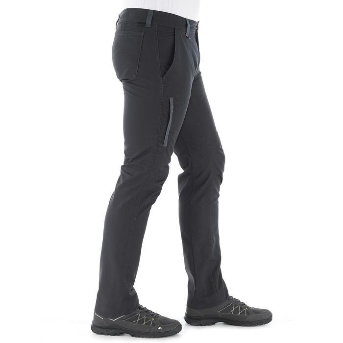 Pantalon randonnée nature homme NH500 gris foncé - 1022796