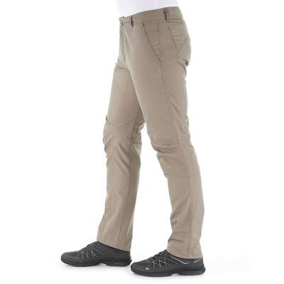 Pantalon randonnée nature homme NH500 beige
