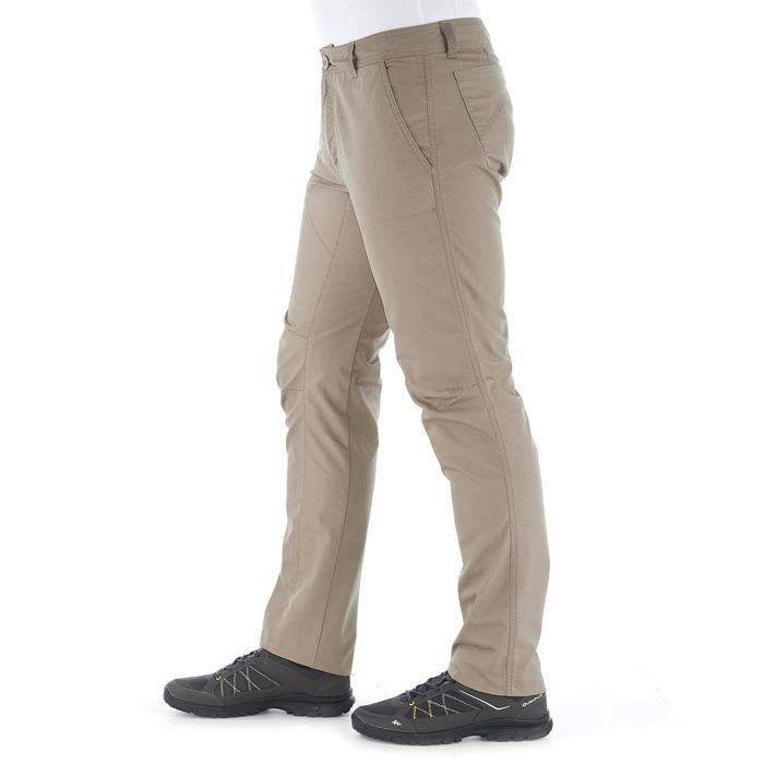 Pantalon randonnée nature homme NH500 gris foncé - 1022801