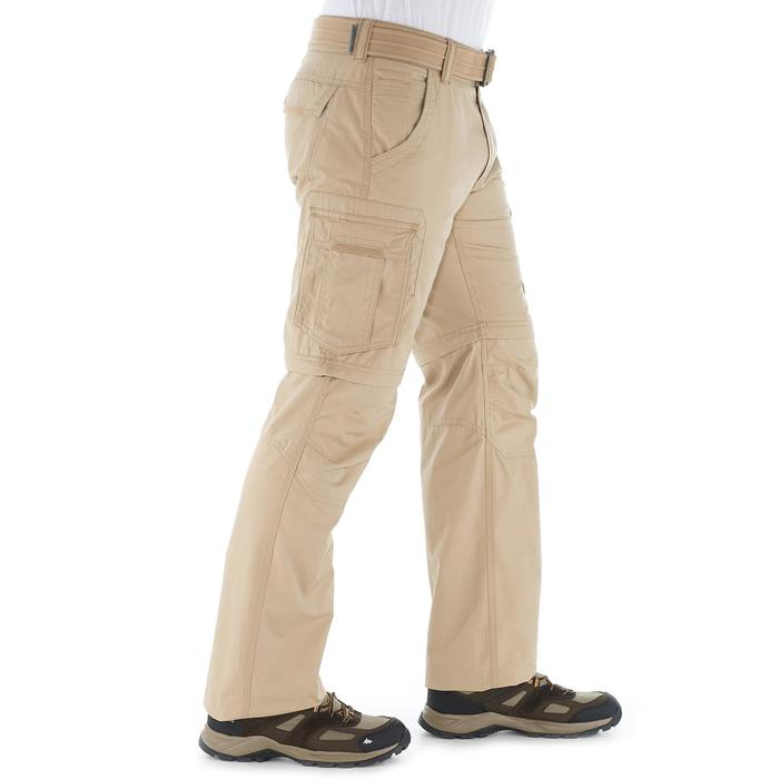 Pantalon modulable TRAVEL 100 HOMME - 1022803