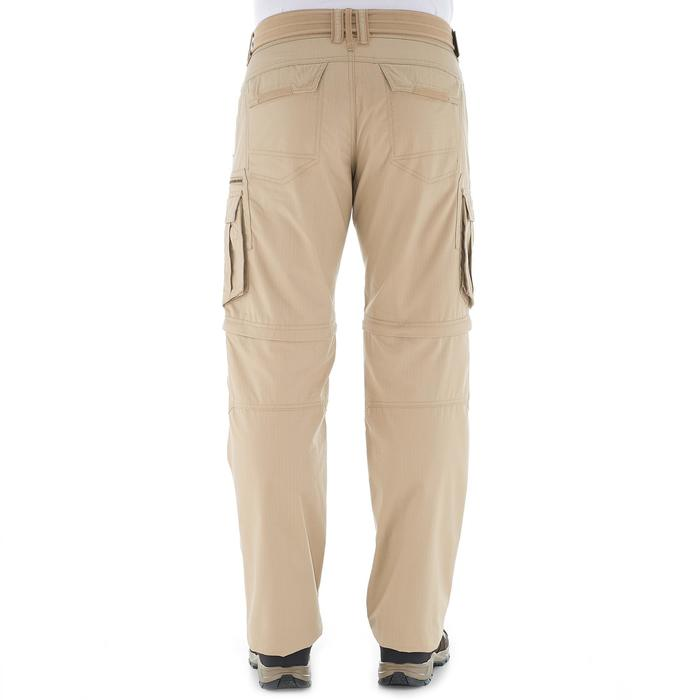 Pantalon modulable TRAVEL 100 HOMME - 1022805
