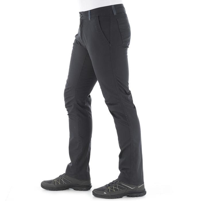 Pantalon randonnée nature homme NH500 gris foncé - 1022808