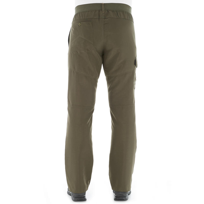 Men's Hiking Trousers NH100 - Khaki