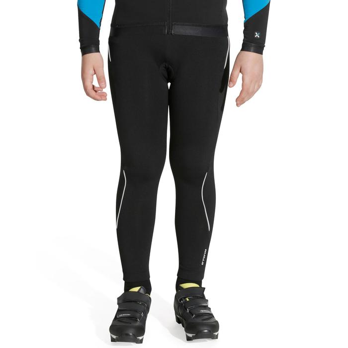 COLLANT VELO JUNIOR 300 NOIR - 1022861