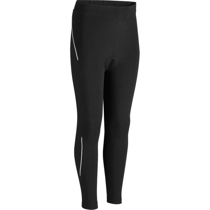 COLLANT VELO JUNIOR 300 NOIR - 1022867