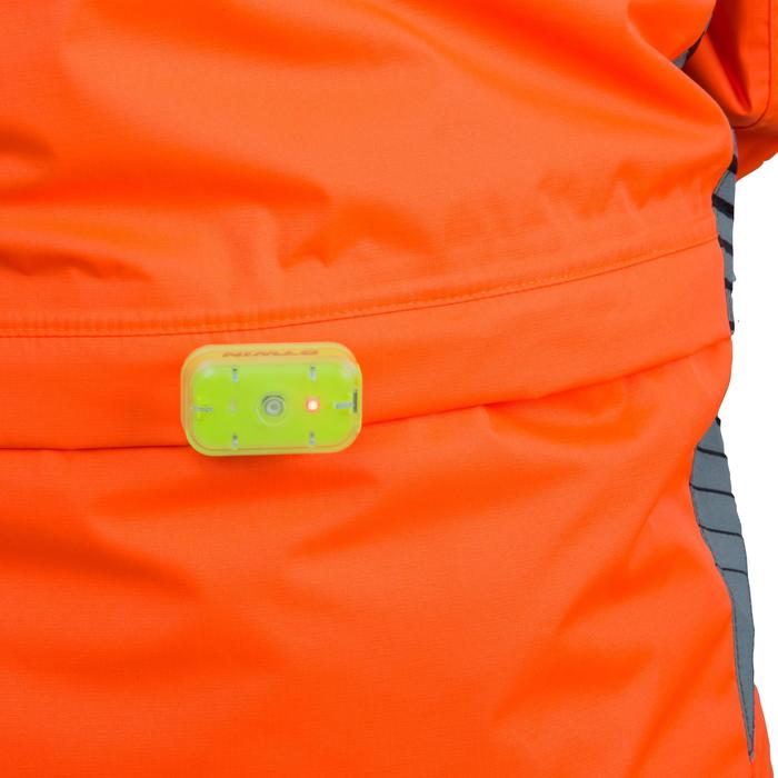 COUPE PLUIE VELO HOMME 500 FLUO SOFTLIME - 1022908