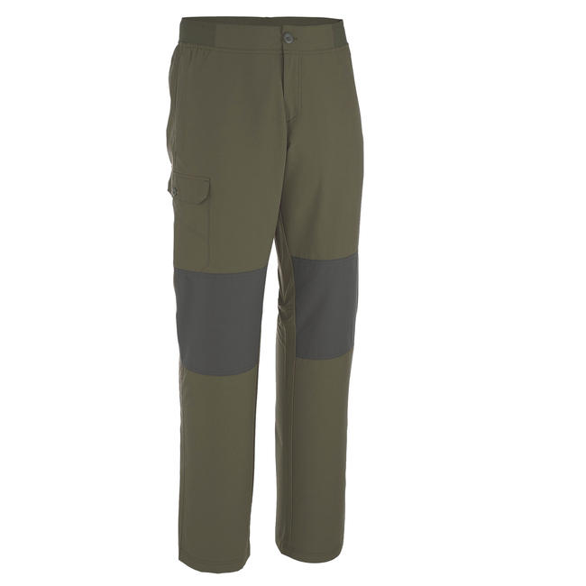 Men's Hiking Pant NH100 - Khaki