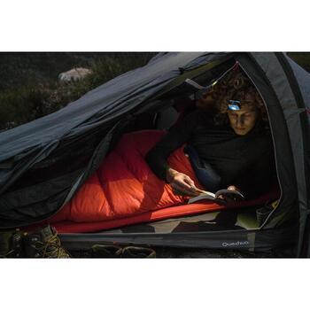 Matelas gonflable de bivouac / randonnée / trek FORCLAZ AIR rouge - 1023061