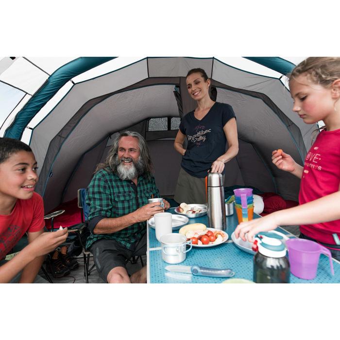 Table de camping 4 personnes avec 4 sièges - 1023098
