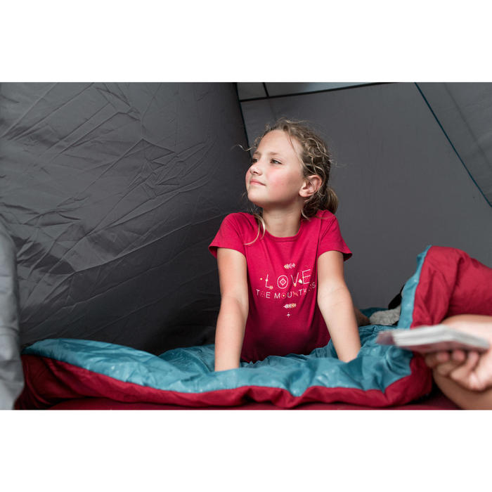 Wandelsandalen voor kinderen MH120 KD roze