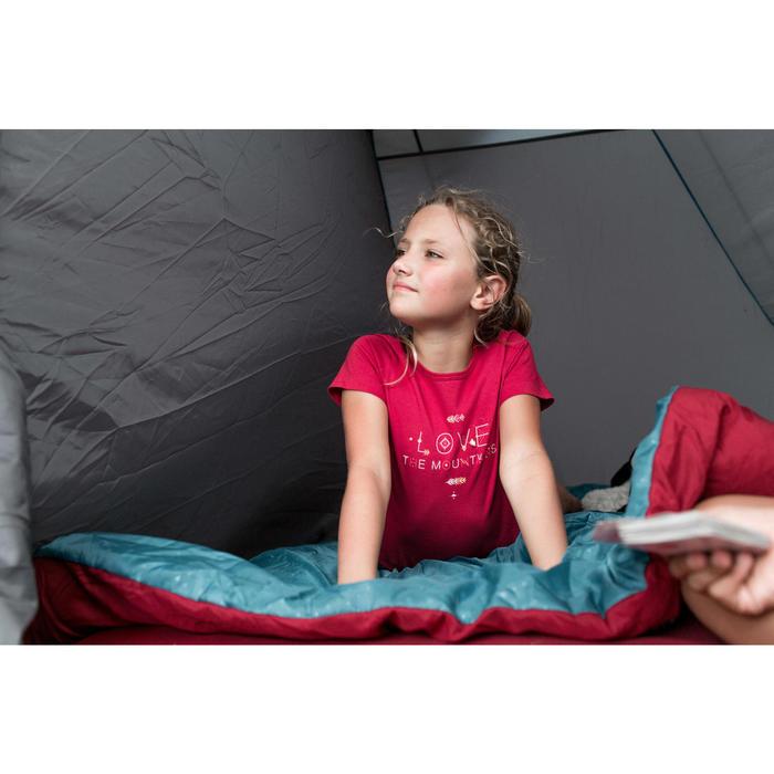 Wandelsandalen voor kinderen NH500 blauw pix