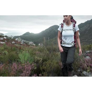 Tee-Shirt manches courtes randonnée Techfresh 50 femme - 1023150