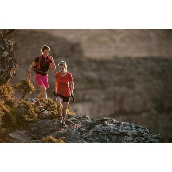 Short de randonnée en montagne MH500 Femme Turquoise