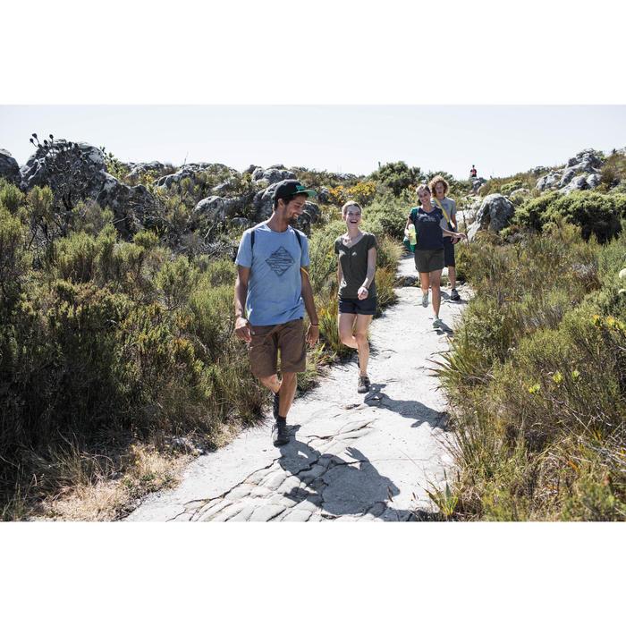Chaussure de randonnée nature NH100 noire homme - 1023376