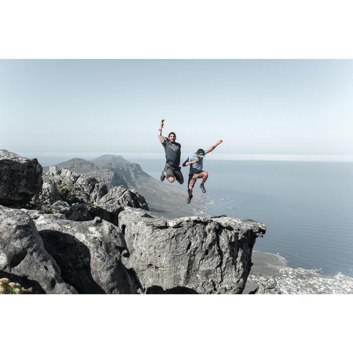 Wandershorts Naturwandern NH100 Herren beige