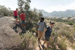 Trekkingsandalen voor kinderen Arpenaz 50 - 1023404