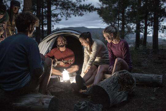 露營 享受星光的愜意!如何準備好友們的初次露營趴?