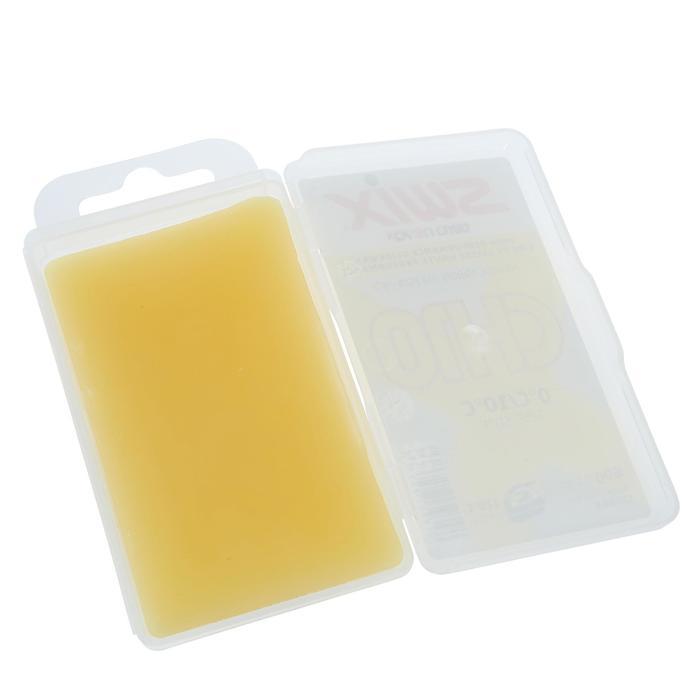 Gleitwachs Langlaufski CH 10 gelb 0/+10