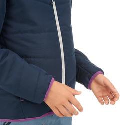 Gewatteerde meisjesjas voor trekking Hike 100 - 1023716