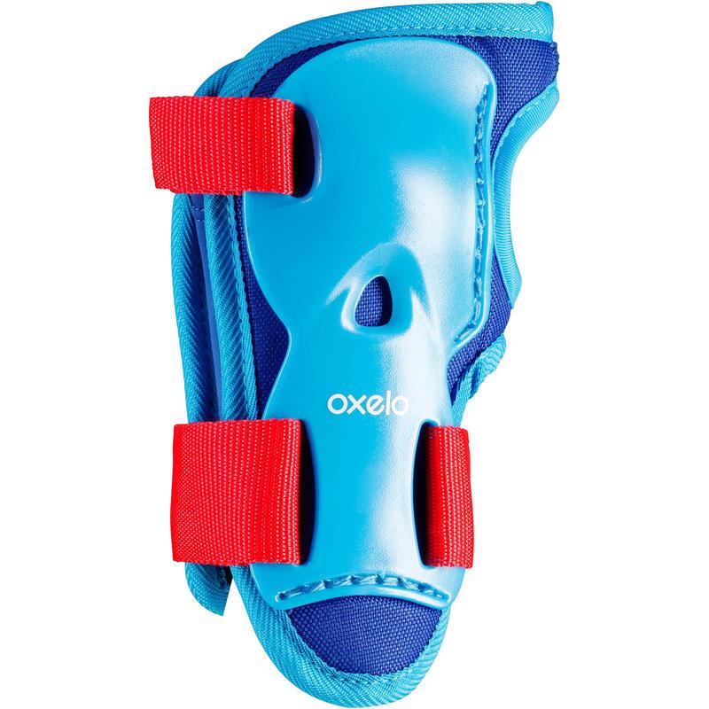 KIDS SKATE PROTECTION KIT SET 3 PLAY BLUE