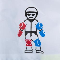 Basic Children's 3-Piece Protective Gear for Skates/Skateboard/Scooter - Blue