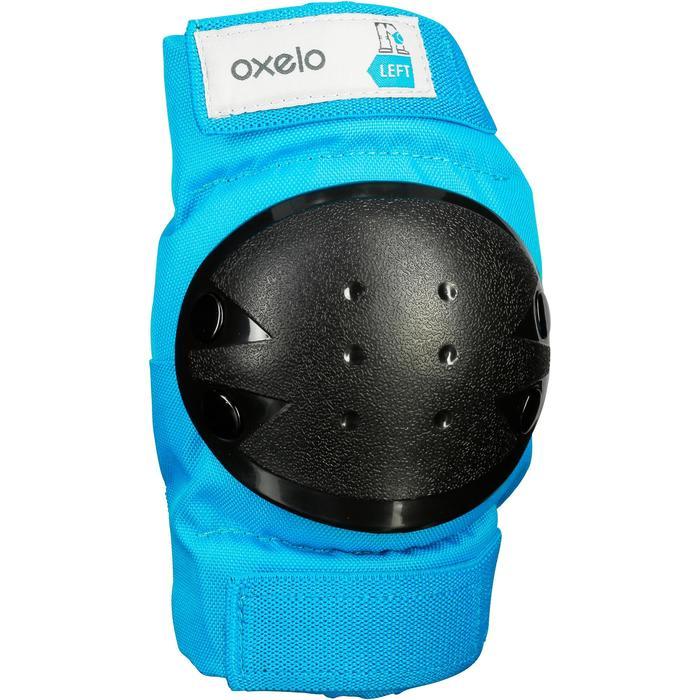Basic Children's 3-Piece Protective Gear for Skates/Skateboard/Scooter - Blue - 1023994