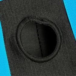 兒童溜冰/滑板/滑板車護具3件組Basic - 藍色