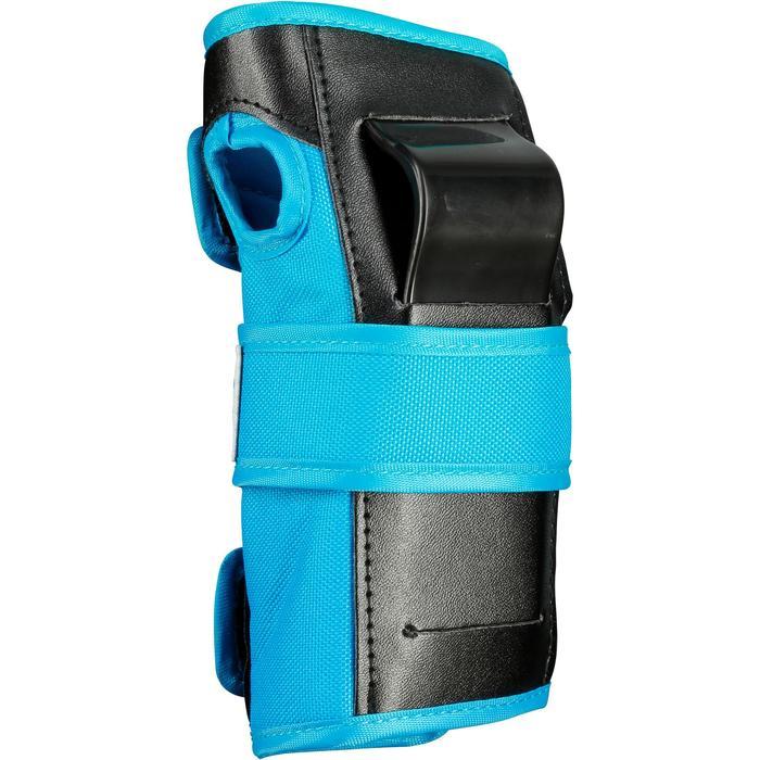 Basic Children's 3-Piece Protective Gear for Skates/Skateboard/Scooter - Blue - 1024000