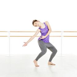 Harembroek voor dans, meisjes, Mouline, grijs. - 1024021