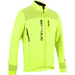 900 Cold Weather Cycling Jacket - Yellow