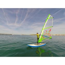 Kinder surfpak 100 neopreen 2/2 mm groen