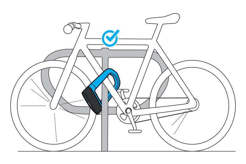 900 Bike D-Lock